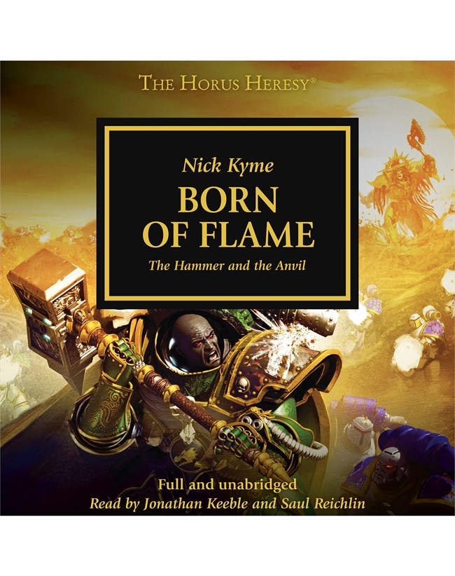 Warhammer 40K - Born of Flame (Horus Heresy Book 50) - Nick Kyme
