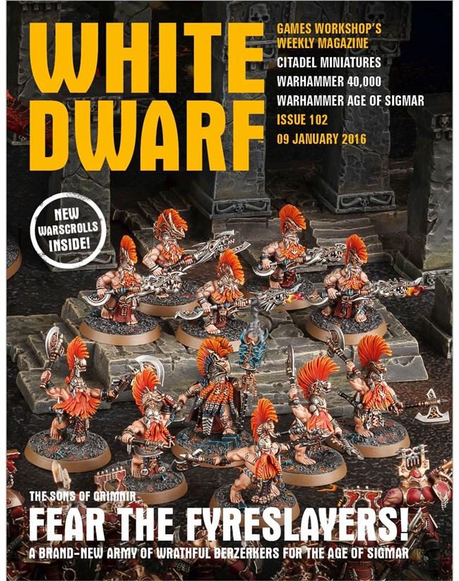 white dwarf magazine 2017 issues - photo #36