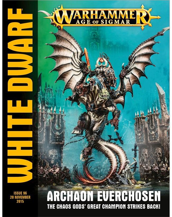 Download Games Workshop Magazine - White Dwarf Issue 96 ...