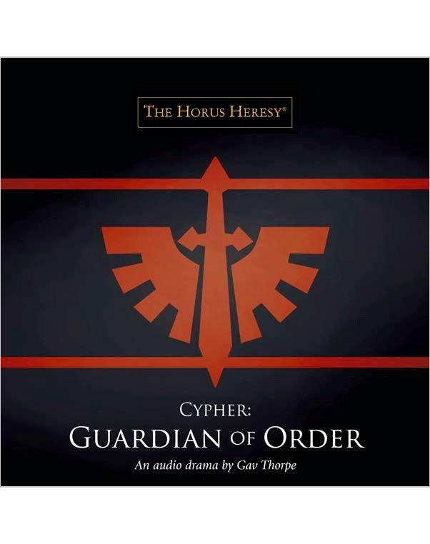 GUARDIAN OF ORDER - Gav Thorpe