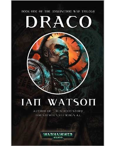 The Inquisition War de Ian Watson Draco