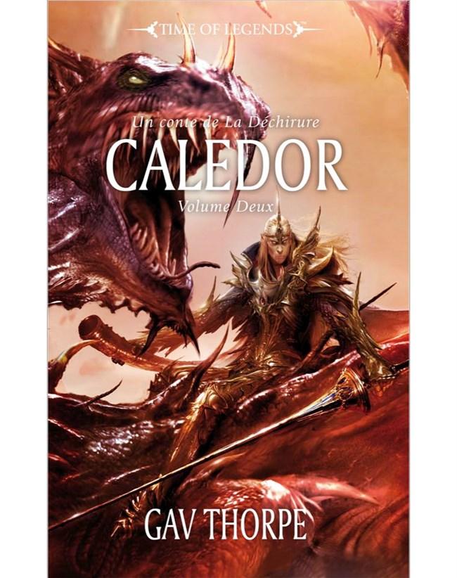 News romans et cycles Fantasy et Médiéval Fantastique FR-caledor-vol-II