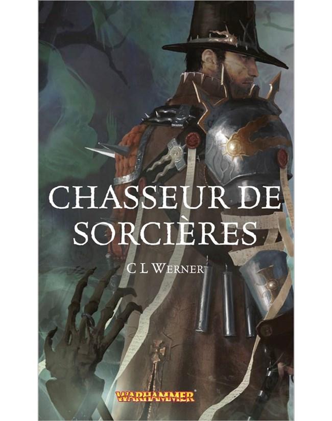 News romans et cycles Fantasy et Médiéval Fantastique FR-witch-hunter