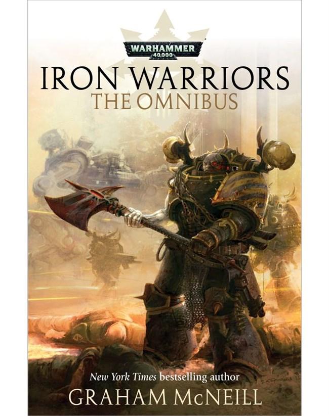 Iron Warrior : The Omnibus IW-Omnibus