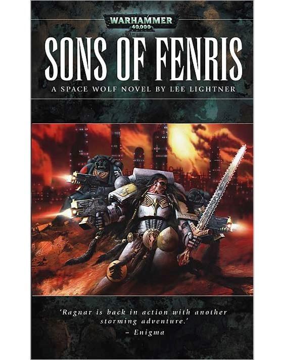 Sons of Fenris  de Lee Lightner  Sons-of-Fenris