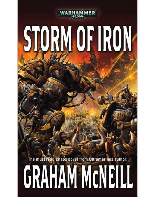 Storm of Iron