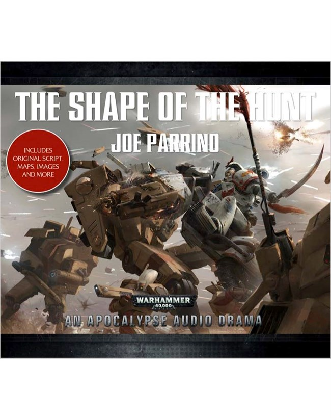 The Shape of the Hunt - Joe Parrino