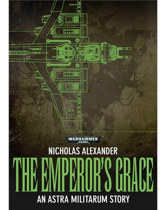 The Emperor's Grace de Nicholas Alexander - Ebook The-Emperors-Grace