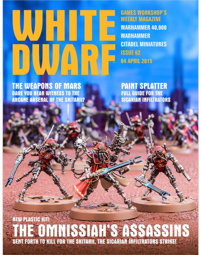 Download Games Workshop Magazine - White Dwarf Issue 62 ...