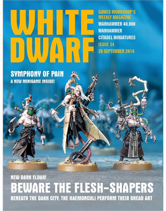 white dwarf magazine 2017 issues - photo #34