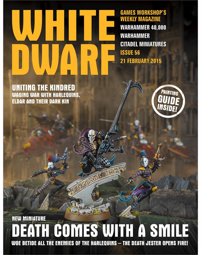 Download Games Workshop Magazine - White Dwarf Issue 56 ...