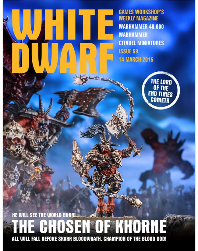 Download Games Workshop Magazine - White Dwarf Issue 59 ...