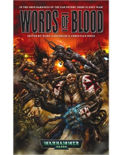 Focus sur les titres Black Library anciens et encore inédits en France - Page 3 Words-of-Blood