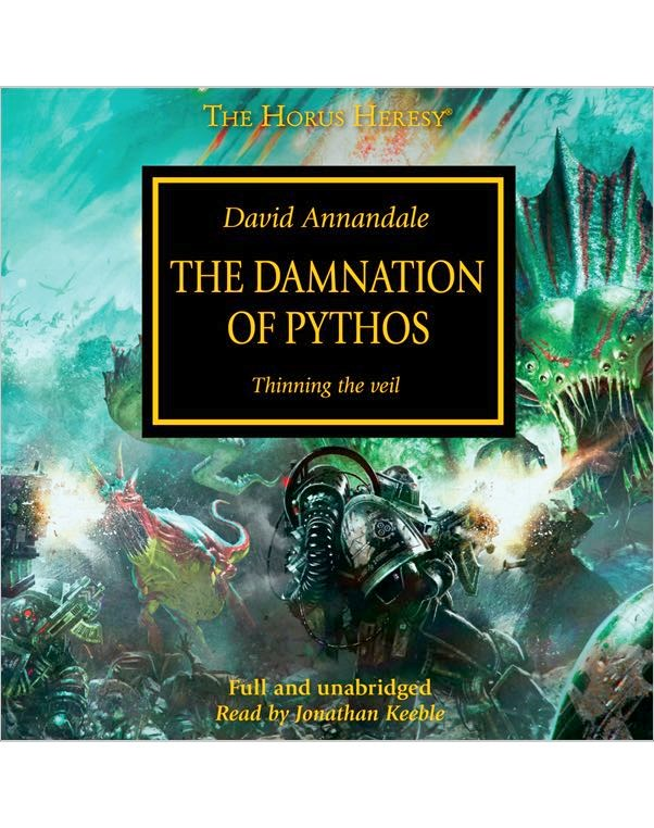 The Damnation Of Pythos - David Annandale