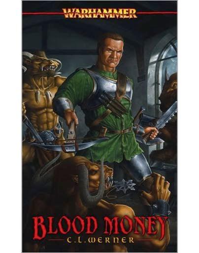 Brunner the Bounty Hunter 1, Blood Money - C. L. Werner