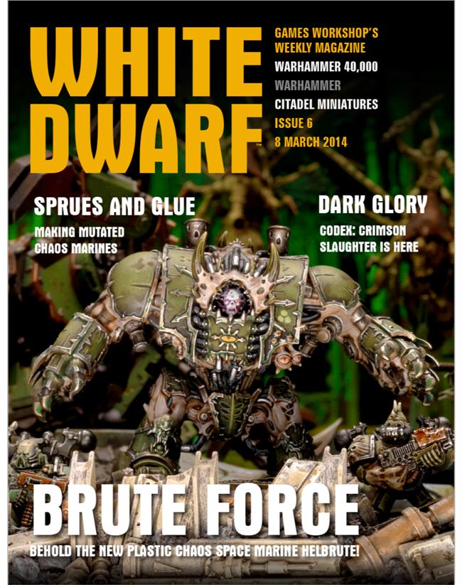 white dwarf magazine 2017 issues - photo #45