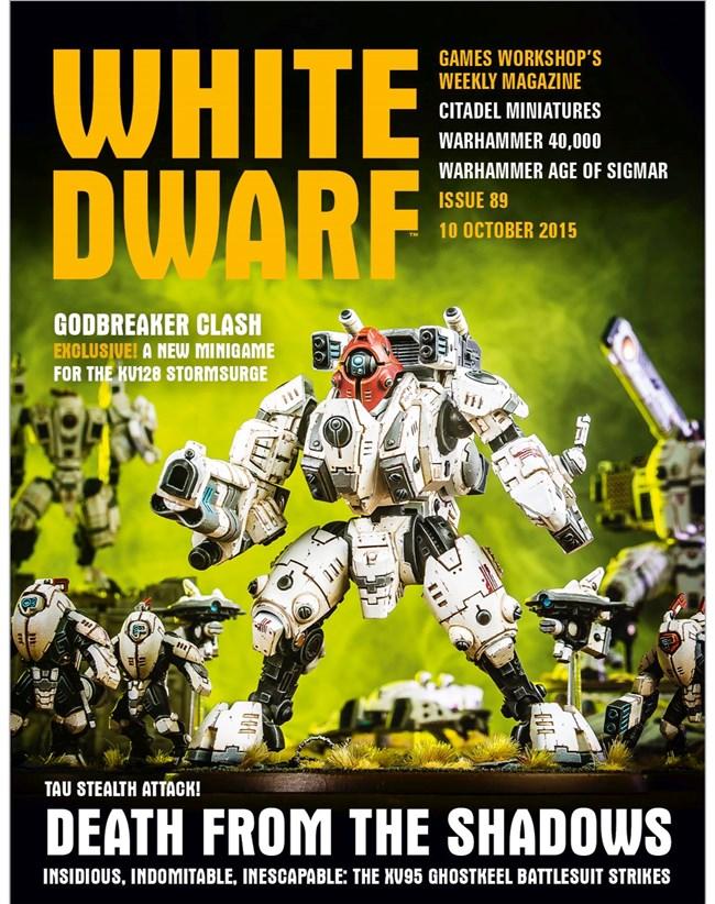 Games Workshop Magazine White Dwarf Issue 89 October 10Th ...
