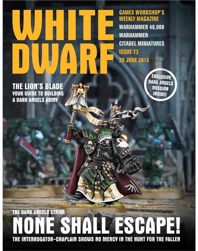Download Games Workshop Magazine - White Dwarf Issue 73 ...