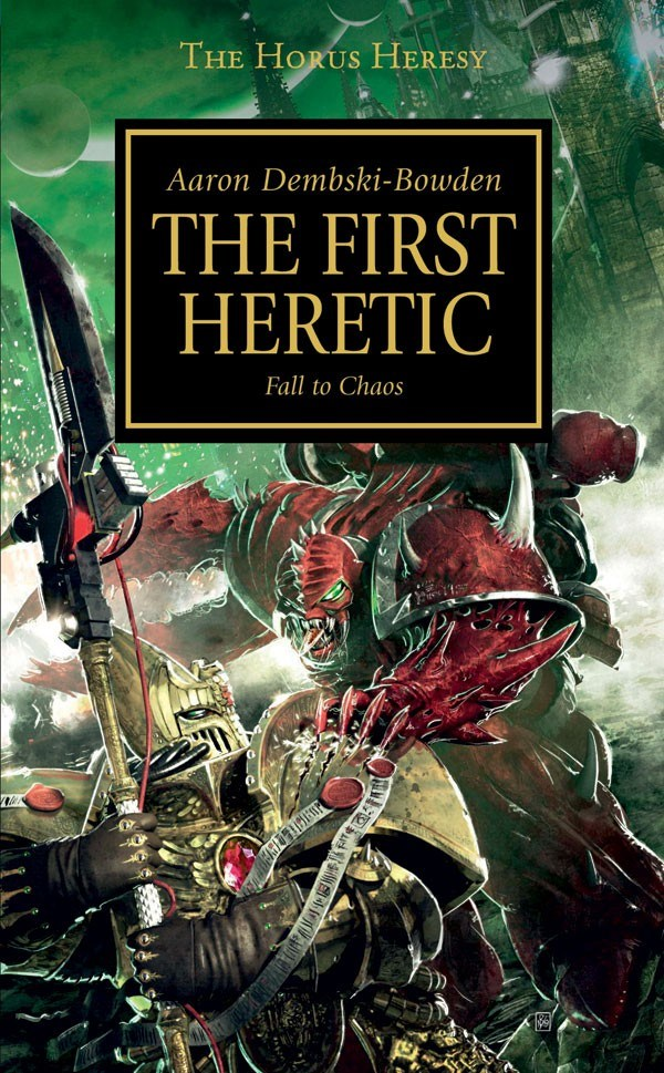 The Black Library - First Heretic, The (eBook)