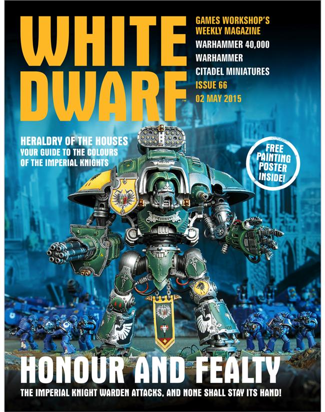 Download Games Workshop Magazine - White Dwarf Issue 66 ...