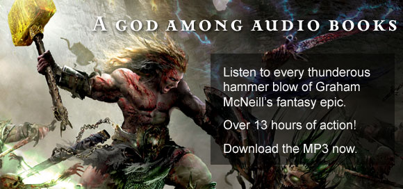 God King unabridged audio