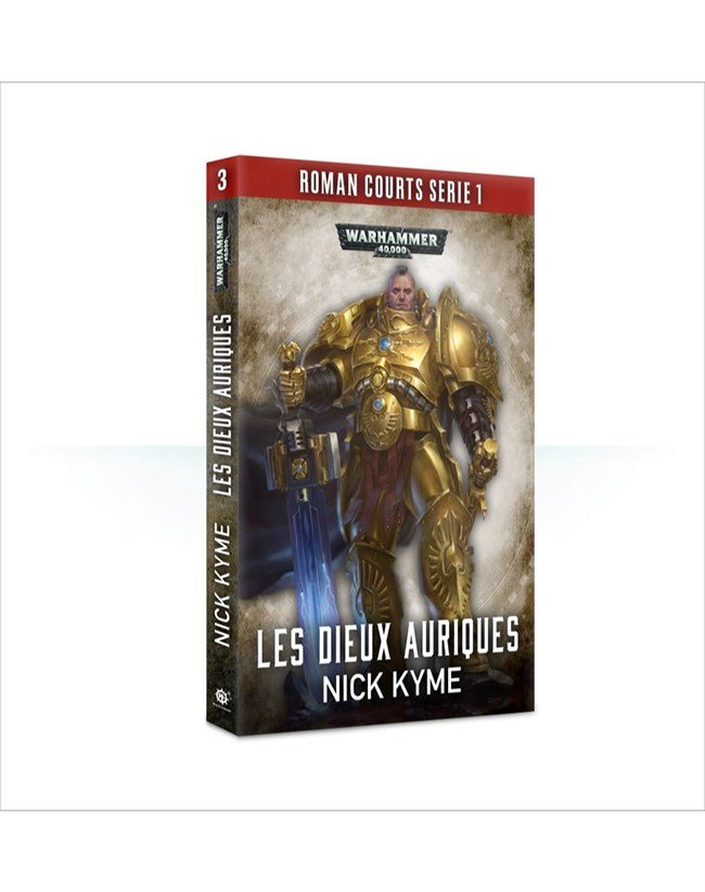 Collection de romans courts de la Black Library