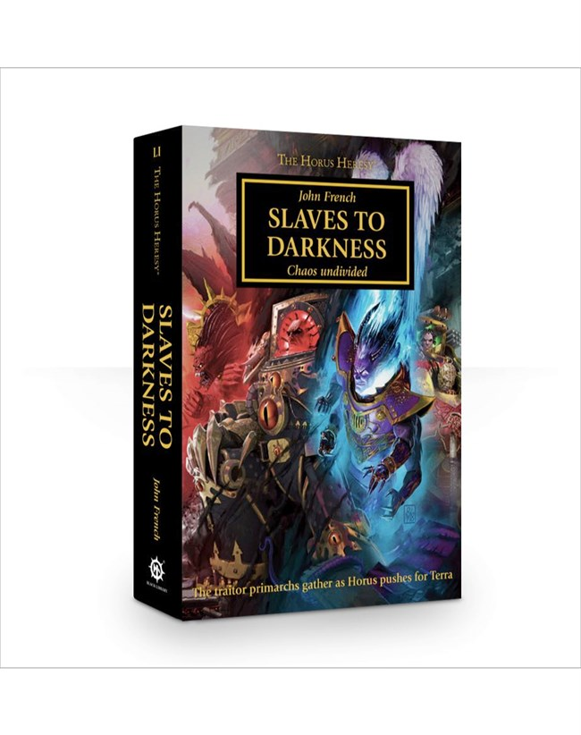 Black Library - Eb: Horus Heresy: Slaves To Darkness