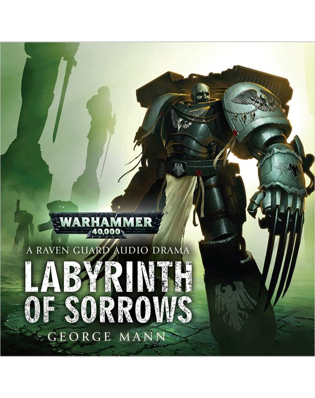 The Raven Guard Audio Collection