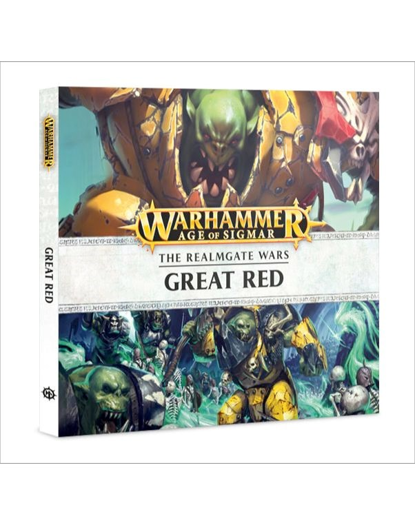 Black Library - Great Red (MP3)