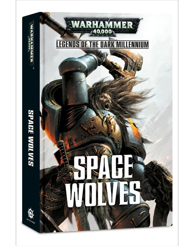 Black Library Legends Of The Dark Millennium Space Wolves