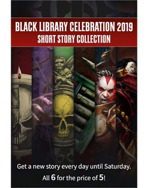 Black Library Celebration Short Story Subscription