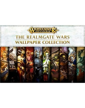 Wallpaper Collection: The Realmgate Wars