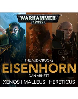 Eisenhorn: The Audiobooks