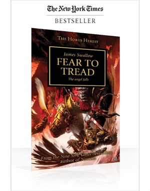 Fear to Tread: Book 21