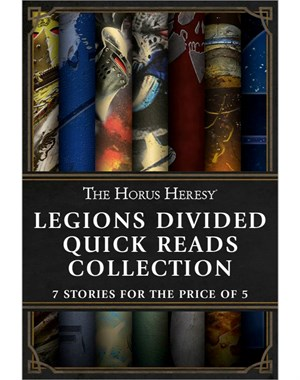 Legions Divided Quick Read Collection
