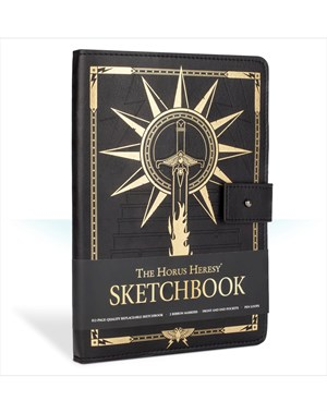 The Horus Heresy Sketchbook