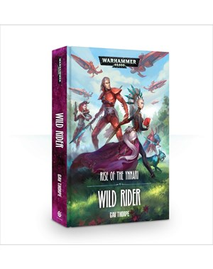 Rise Of The Ynnari: Wild Rider