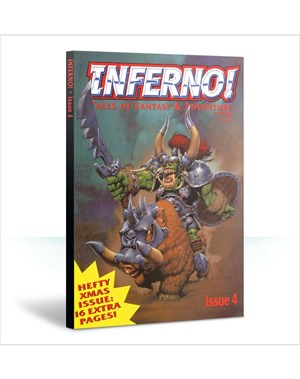 Classic Inferno! Issue 4