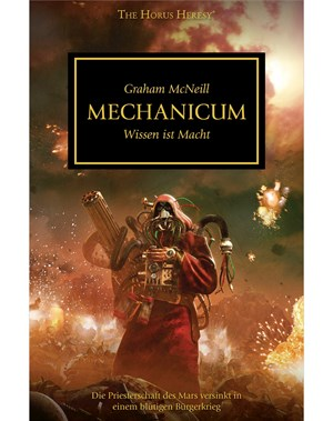 The Horus Heresy: Mechanicum (German)