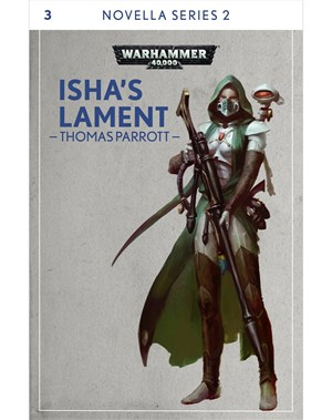 Isha's Lament: Book 3