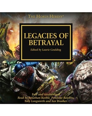 Book 31: Legacies of Betrayal