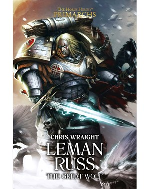 Leman Russ: The Great Wolf