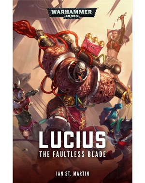 Lucius: The Faultless Blade