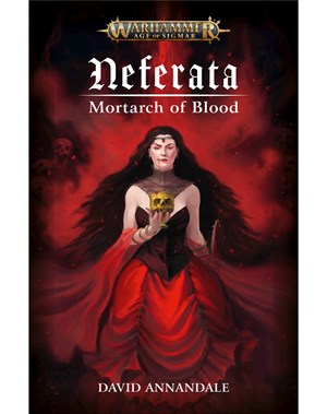 Neferata Mortarch Of Blood