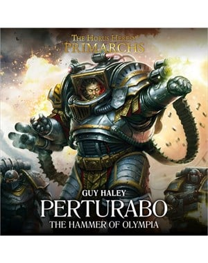 Perturabo: The Hammer of Olympia (MP3)