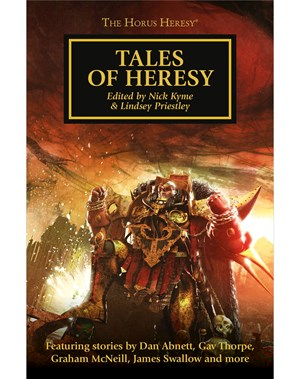 Black Library: Tales of Heresy (Kurzgeschichten)