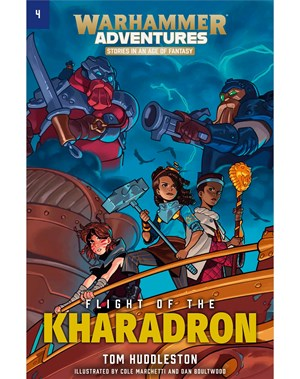 Warhammer Adventures: Flight Of The Kharadron