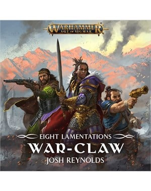 Eight Lamentations: War Claw