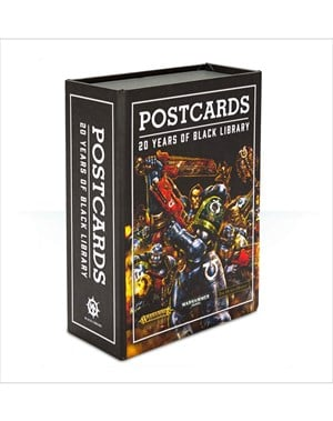 Postcards: 20 Years of Black Library