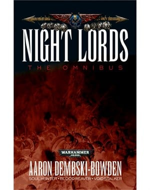 Night Lords: The Omnibus (eBook)